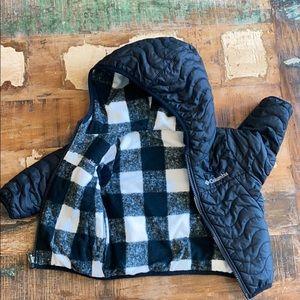 Reversible Columbia jacket